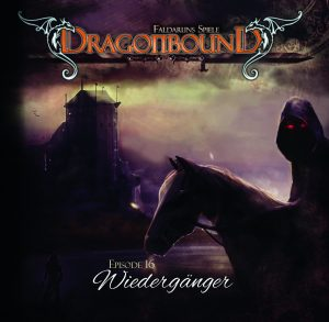 Dragonbound 16 Cover
